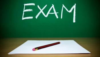 Examination sessions
